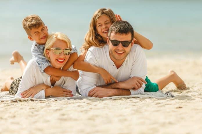 Viajar con familia numerosa