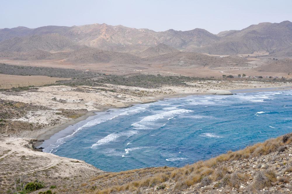 Playa de los Genoveses, Parqur Ncional de Cabo de Gata-Níjar, Almería