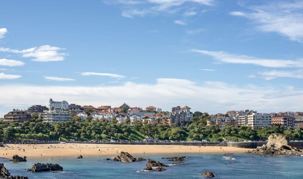 Santander y el Sardinero