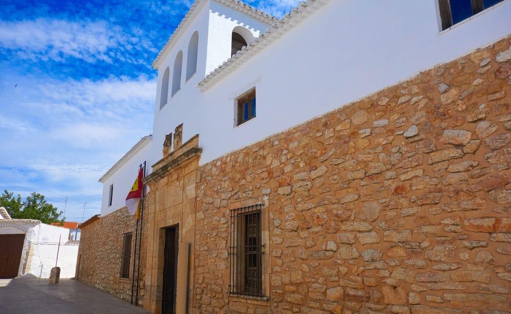 Casa Museo de Dulcinea en el Toboso en Ciudad Real
