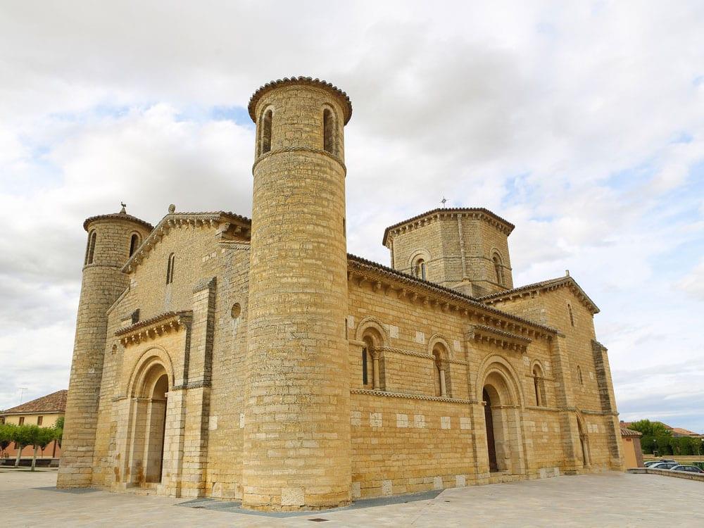 Iglesia románica San Martín de Fromista, Palencia