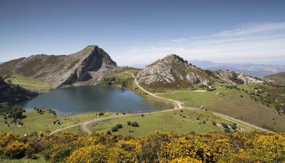 Lagos de Covadonga, Picos de Europa, Asturias