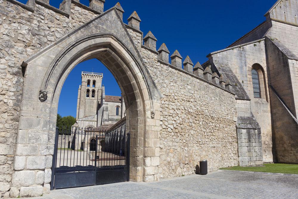 Monasterio Real de Santa María de las Huelgas en Burgos