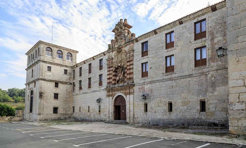 San Pedro de Cardeña en Burgos
