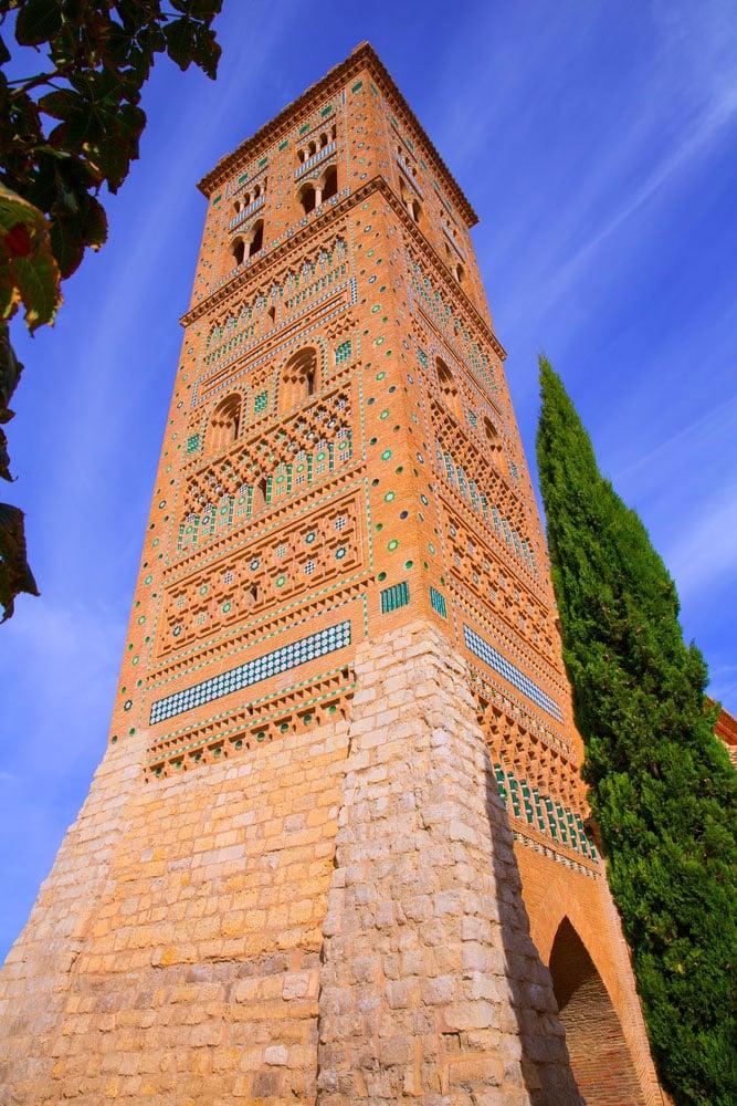 Torre de San MArtín en ciudad de Teruel