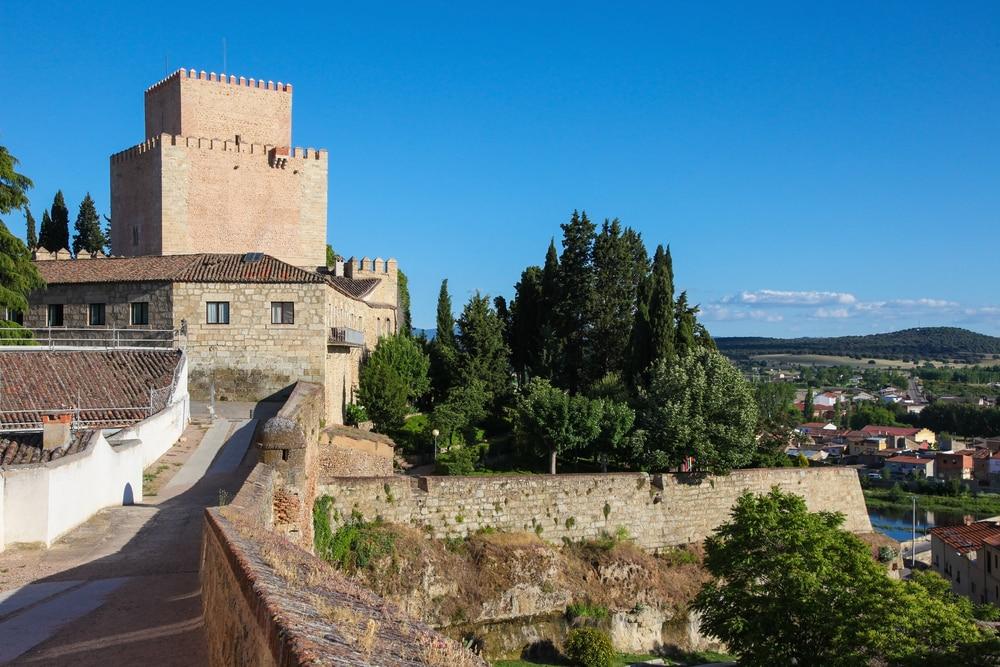 Castillo de Enrique II, Ciudad Rodrigo