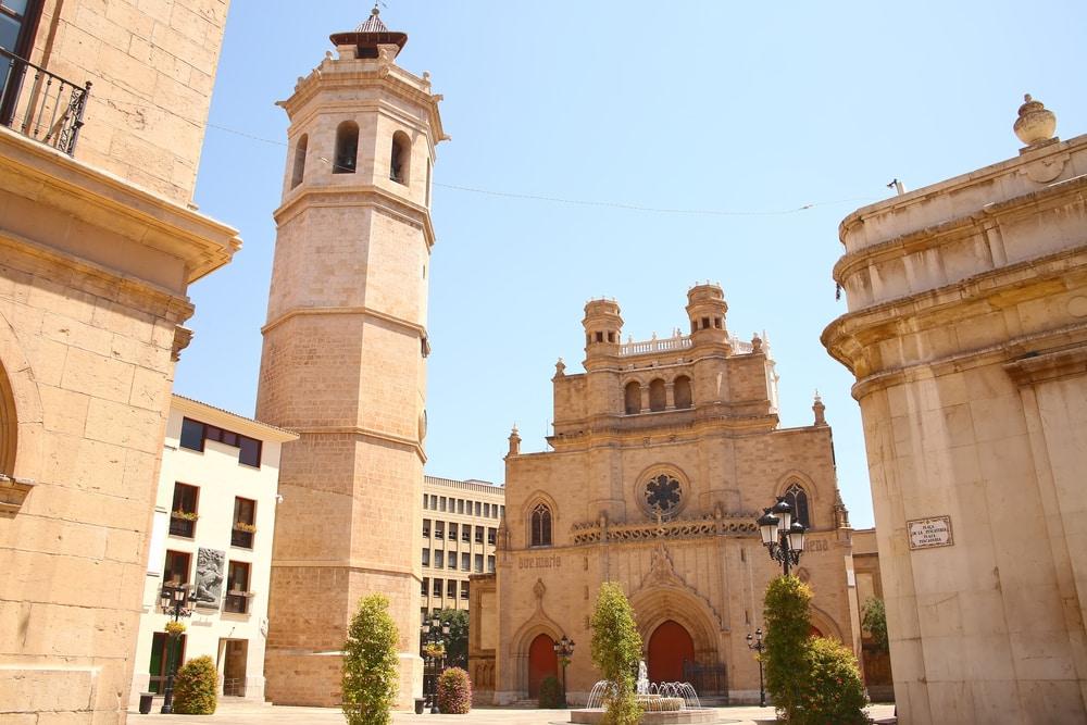 Concatedral y Torre el Fadrí, Castellón de la Plana