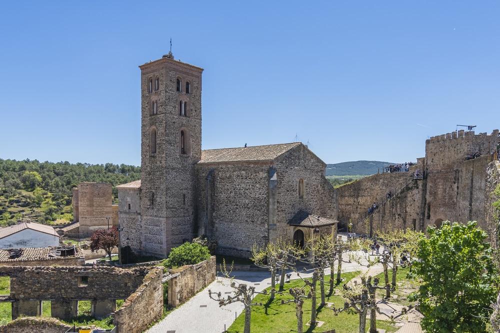 Iglesia Buitrago de Lozoya
