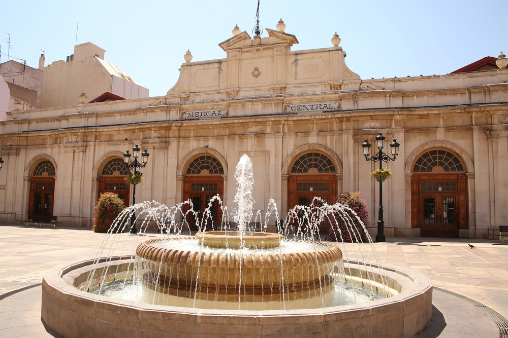 Mercat Central, Castellón de la Plana