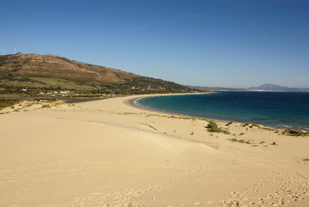 Playa de Valdevaqueros Cádiz