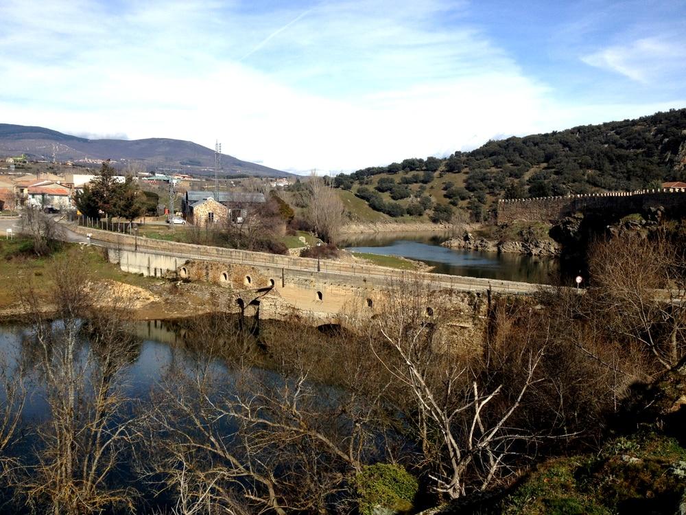 Río en Buitrago de Lozoya